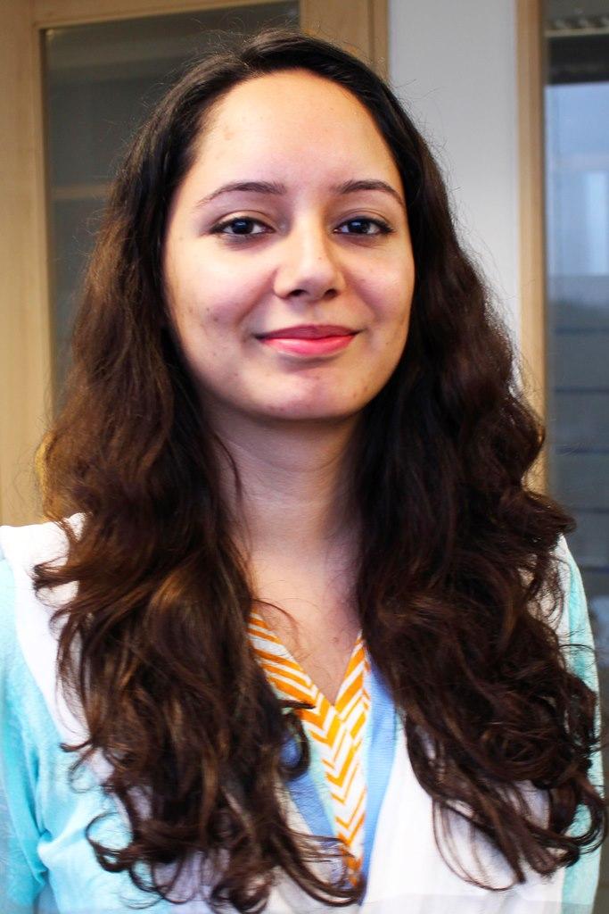 Maryam Saba