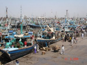 Karachi Fish Harbour