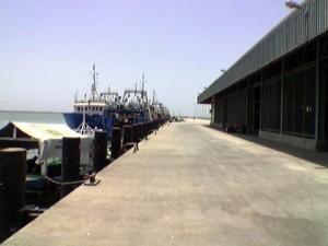 Korangi Port