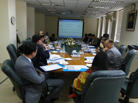 First PPDSC Meeting, held on 13 April 2011
