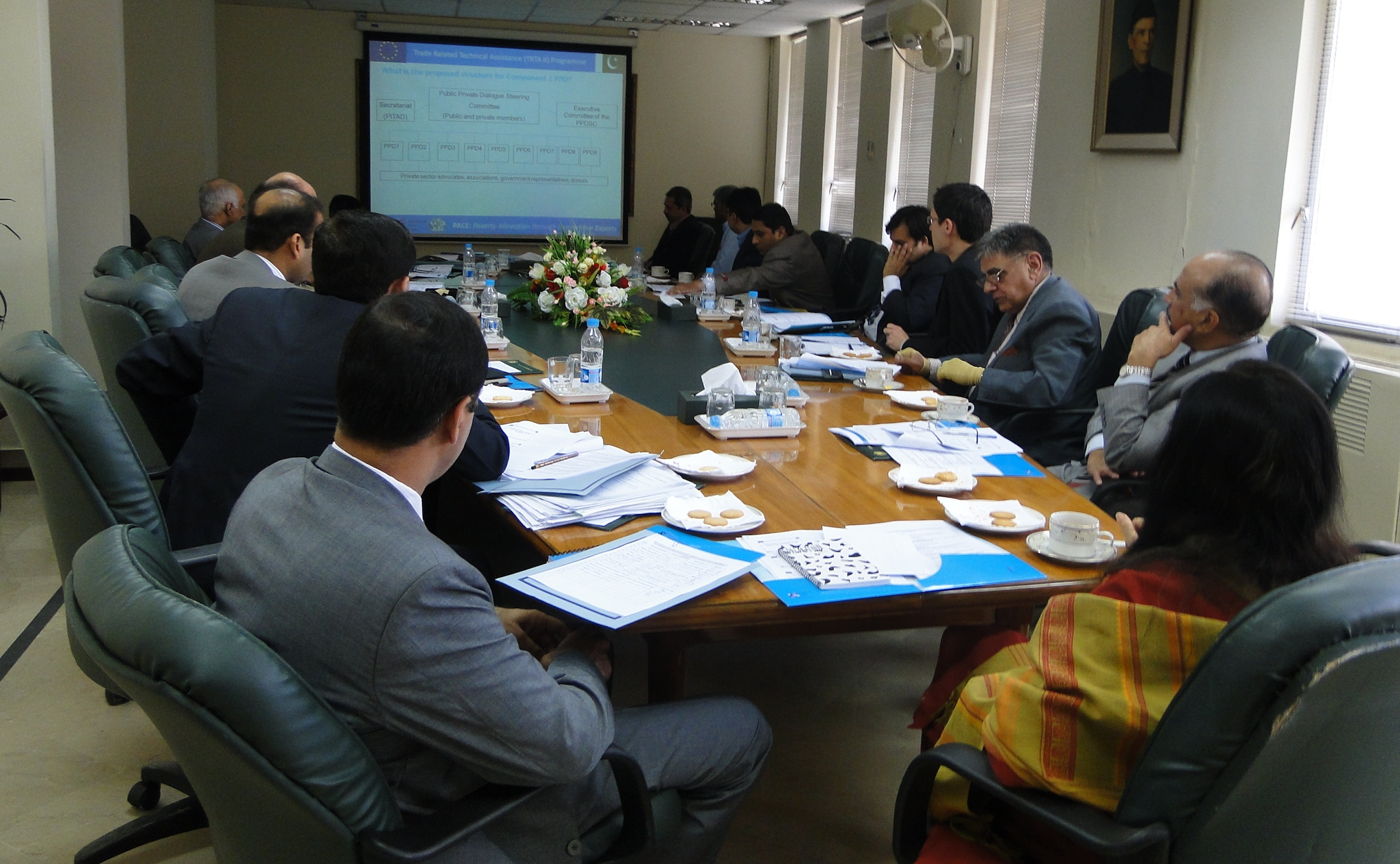 First PPDSC Meeting held on 13 April 2011