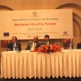 "An inaugural session of National Quality Forum (NQF) was organized by the Ministry of Science & Technology in collaboration with the European Union funded TRTA II programme which is … <a href=""http://trtapakistan.org/news/european-union-supports-national-quality-policy-in-pakistan-to-promote-access-to-global-markets/"">Continue reading <span class=""meta-nav"">→</span></a>"
