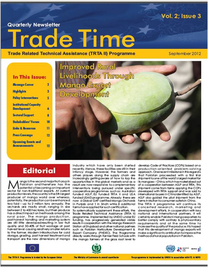 Trade Time - Vol 2; issue 3