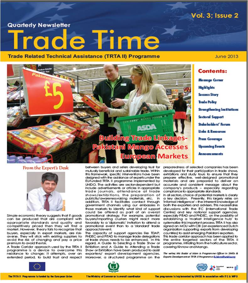 Trade Time - Vol 3; Issue 2